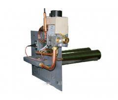 The gas burner UG-16 and UG-20 device for coppers