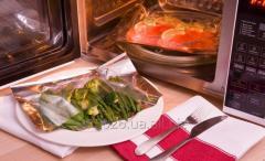 Пакеты с клапаном для запекания в СВЧ Sira-Cook™