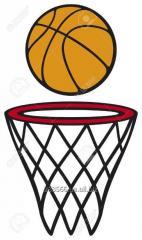 "Basketball grid of ""Baske"