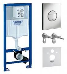 Installations for overhead plumbing