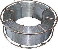The wire is steel welding