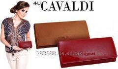 Стильный  женский кошелек Натуральная КОЖА бренд