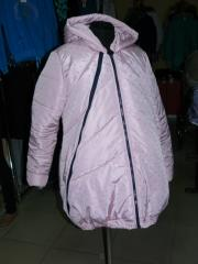 Jacket for pregnant women a code 420-1