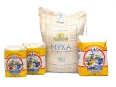 Wheat flour top grade