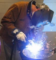 Gumboils are welding