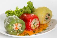 The pepper stuffed with 8 kg of Pol_ssya