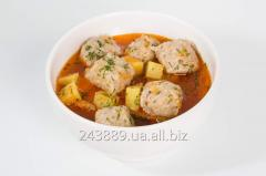 Quenelles of 8 kg of Pol_ssya