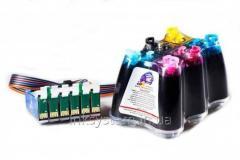 Bulk ink systems