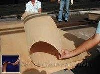 Гибкая фанера для изготовления мебели для дома и
