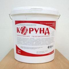 Superthin winter liquid thermal insulation