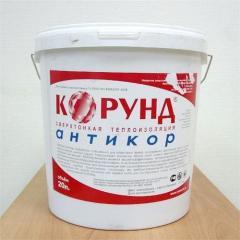 Superthin liquid thermal insulation CORUNDUM