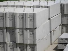 Blocks base FBS and all concrete goods