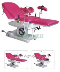 Table obstetric DH-C102D–01