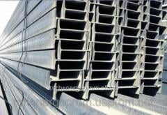 Beam double-tee Steel grade: St3 sp, ps, k cn ST5,