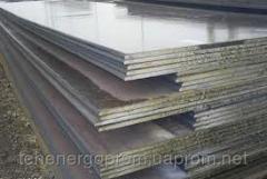From high strength steel sheet