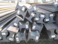 Crane rails A100
