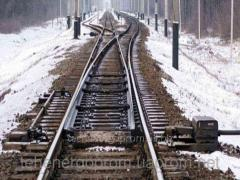 Industrial crossing piece