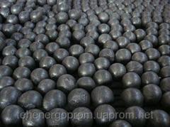 Шар стальной мелющий D 40,60,70,80,90,100,120мм