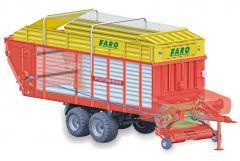 Прицеп-подборщик для тракторов 85 - 130 л.с.