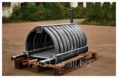 Теплообменники трубчатые для отопления на дровах