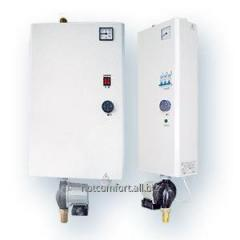 Electric storage boilers