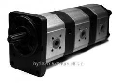3rd the section pump for the Claas Mega 370-360