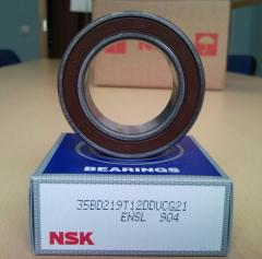 Bearings for conditioners