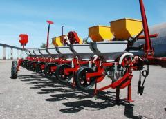 Precision drilling seeders CTB-8K