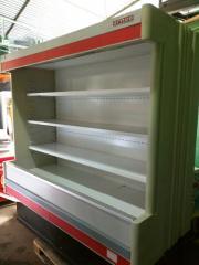 Refrigerating hill, refrigerating rack b