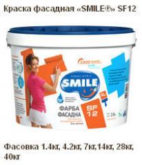 Краски фасадные Smile