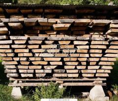 Timber (pine). Expor