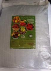 Fertilizers humic, vermikompost, EKOCHUDO-1t. TU U