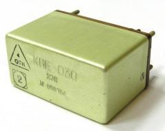 Contactor of KNE-030 27v