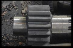 Pinion shafts 1P110.28 to the mining equipment,