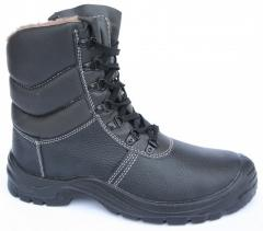 The warmed high boots (special footwear) TAIGA 13