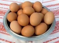 Яйца домашней птицы