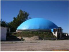 Turnkey biogas AVOGADRO ENERGY complexes