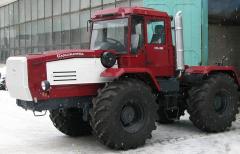 HTA-200 tractor (Slobozhanets)