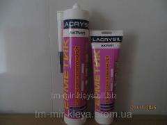 Acrylic sealants