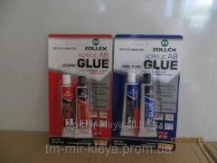 Acryl adhesive