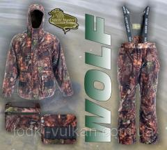 Hunting costumes heated