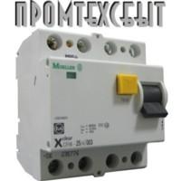 Реле дифференциальное производства Moeller (УЗО)