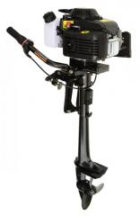Outboard motors for motor boats
