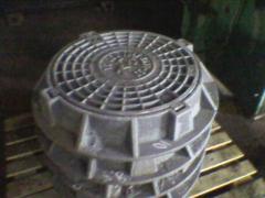 Люки,канализационное оборудование, кольца