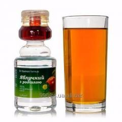 Apple juice with a rhodiola, 250 ml., TM Green Owl