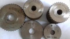 Mills on metal