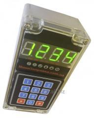 Controller of dispensing of the liquid substances