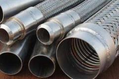 Metalsleeves of a high pressure