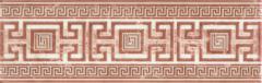 Ceramic tile Cersanit (Ukraine) Afina decor frieze