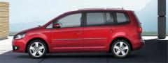 Автомобиль легковой Volkswagen Touran